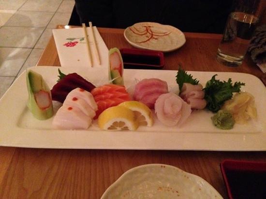 Umi Sushi : sashimi at its best