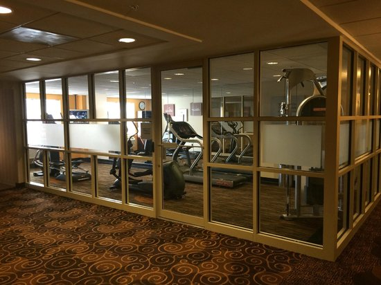 Comfort Suites O'Hare: Complimentary Fitness Center