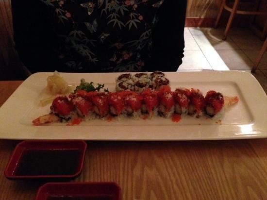 Umi Sushi : sushi rolls