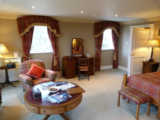 The Glenmorangie House: Morayshire bedroom Suite