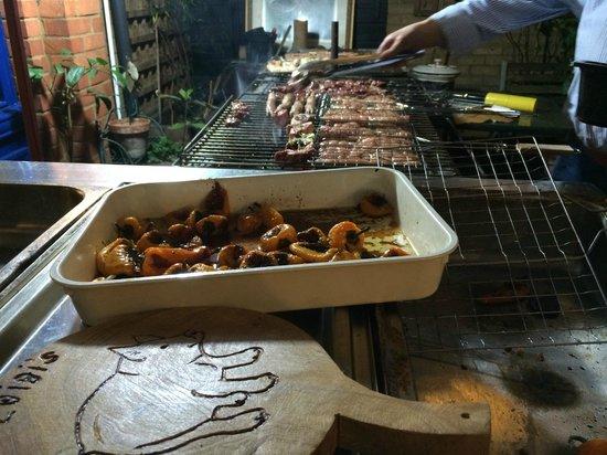 Ready to eat meat picture of casa italiana dagenham for Casa italiana