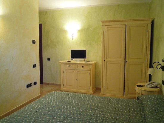 Hotel e Residence Villa Del Parco: particolare camera doppia