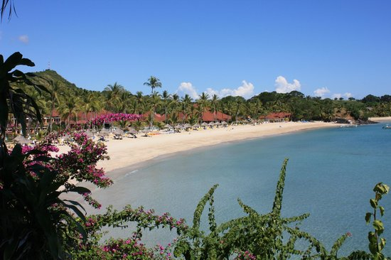 Andilana Beach Resort: la spiaggia