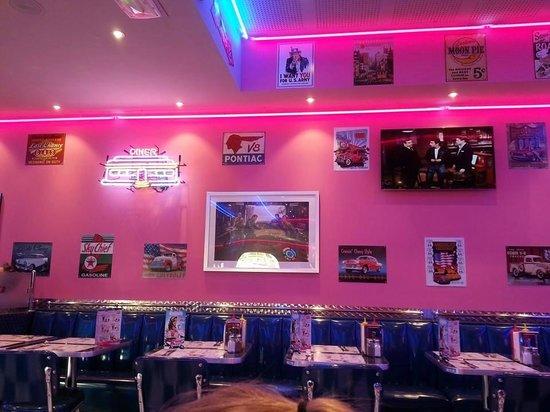 la décoration - Photo de Memphis Coffee Valence, Valence - TripAdvisor