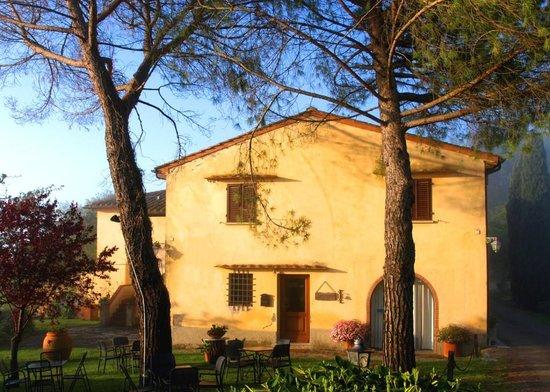 Le Fonti a San Giorgio: Hausansicht 1