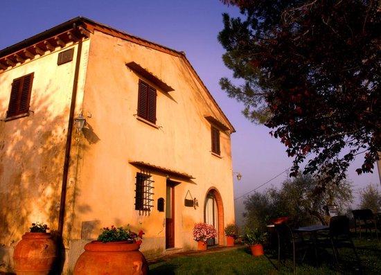 Le Fonti a San Giorgio: Hausansicht 2