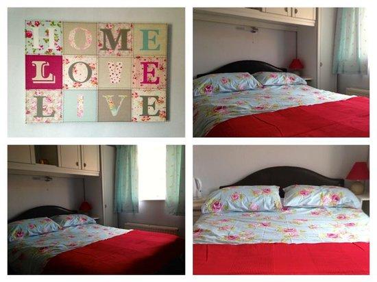 The Grainary: Room 4 - Shabby Chic Room