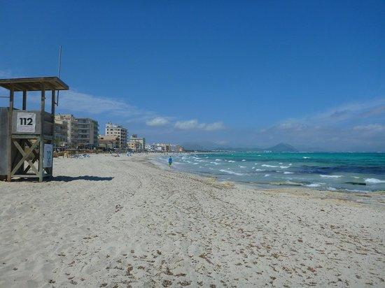 Galaxia: Spiaggia di Can Picafort