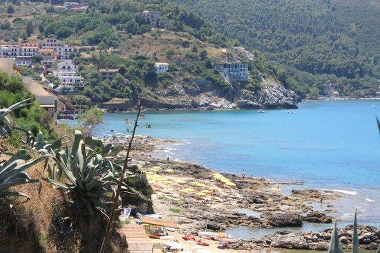 Villaggio degli Olivi: la spiaggia