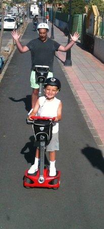 2 Wheel Tours: Kids luv it!!