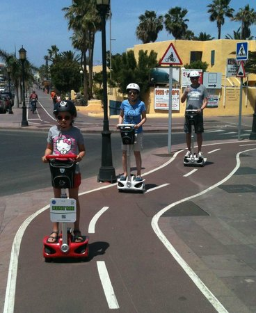 2 Wheel Tours: Family