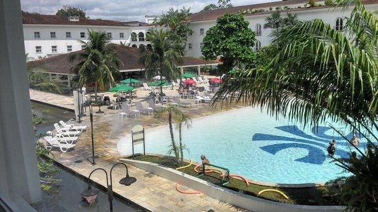 Tropical Manaus Ecoresort: Vista do apartamento