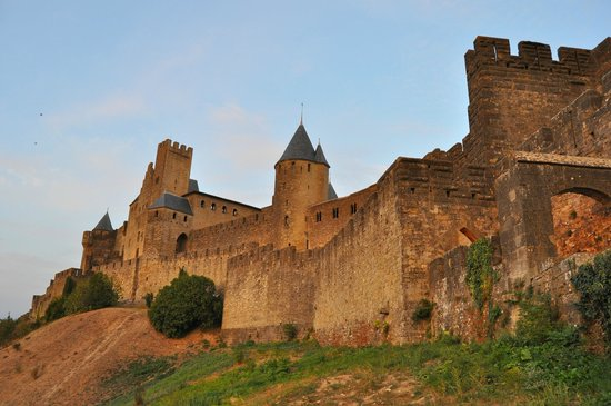 Carcassonne Medieval City: Bellezza medioevale