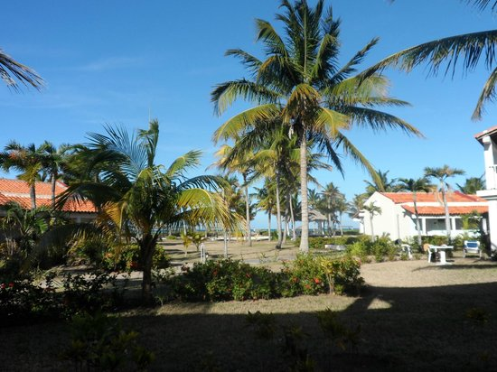 Sol Cayo Guillermo: View from our room