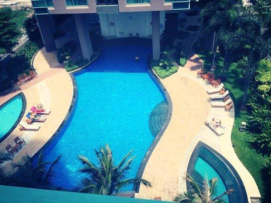 Chatrium Hotel Riverside Bangkok: Private Apartment Pool