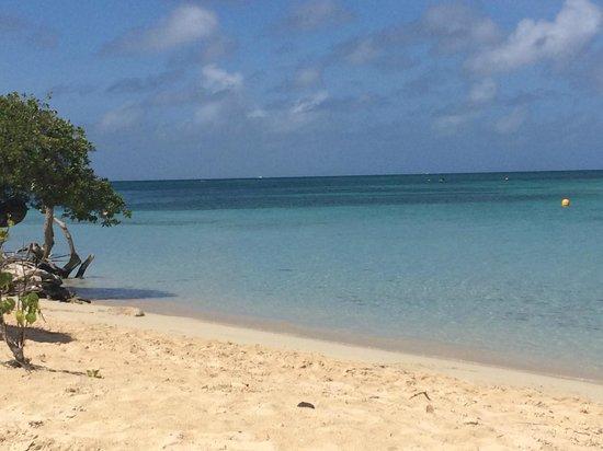 Club Med Les Boucaniers : spiaggia