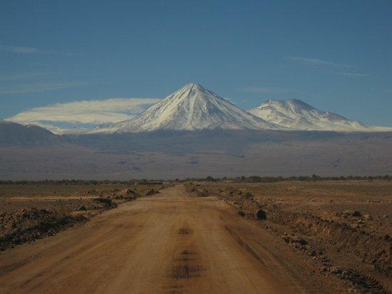 Valle de la Luna - Valle de la Muerte: Valle de la Luna