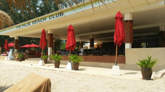 Movenpick Resort Bangtao Beach Phuket : Beach club
