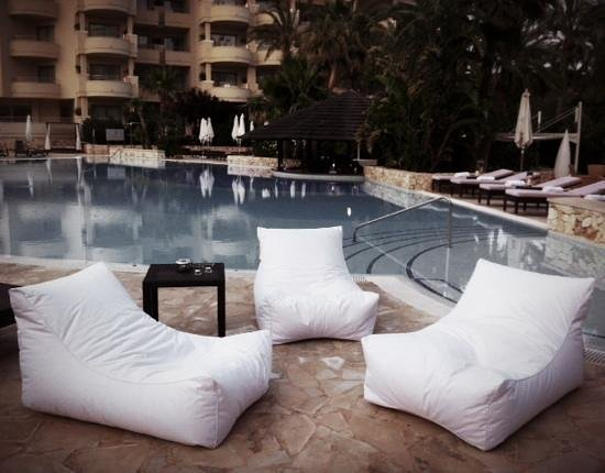Protur Biomar Gran Hotel & Spa: chill out bar