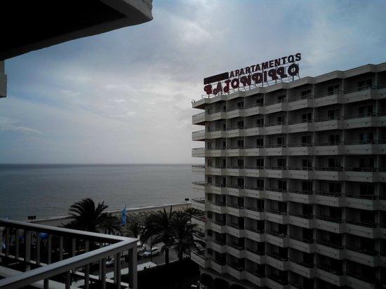 Bajondillo Apartments: spettacolare vista