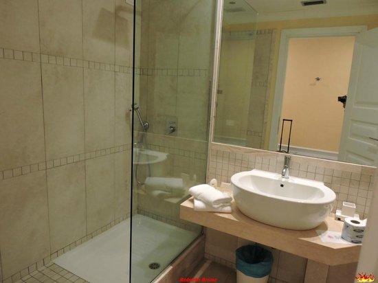 Hotel Riviera: Bagno