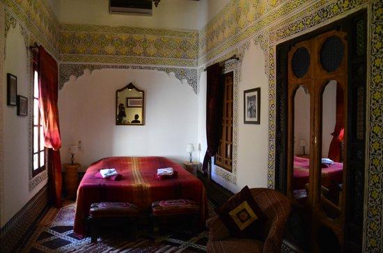 Dar el Bali : La chambre Marrakech.