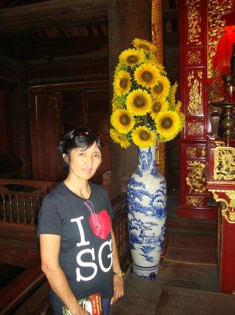 Temple de la Littérature de Hanoï : Temple of Literature & National University