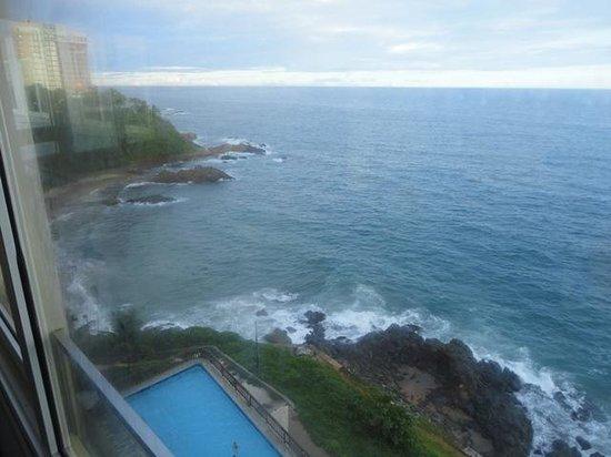 Vila Gale Salvador: Vista