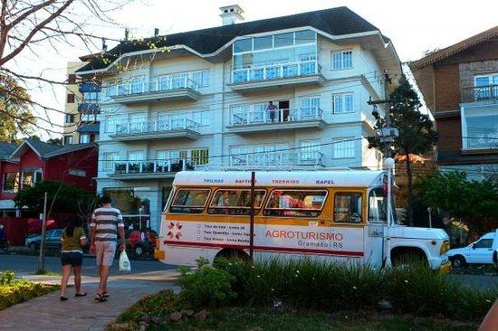 Hotel Laghetto Siena: Locais para locação... apart/ehotel