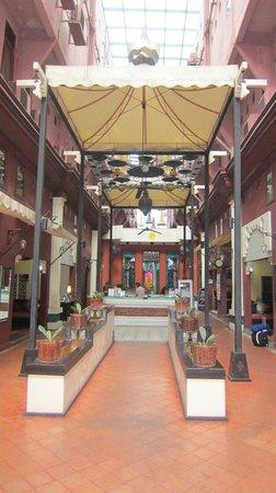 Imm Fusion Sukhumvit : hotel interior