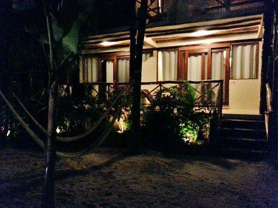 Rosa del Viento: bungalow