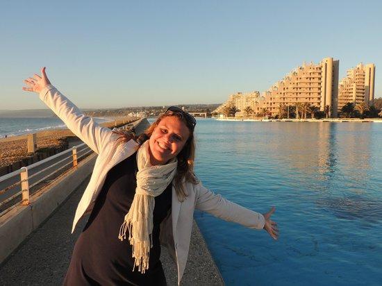 San Alfonso del Mar : Maior piscina do mundo!