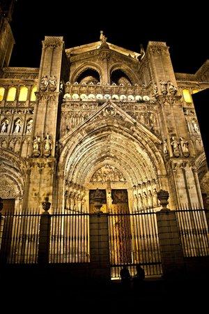 Catedral Primada: Puerta del Perdón