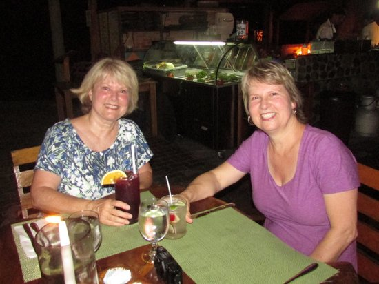 "Hotel Costa Verde: A couple of ""old ladies"" enjoying Costa Rica without the husbands!"