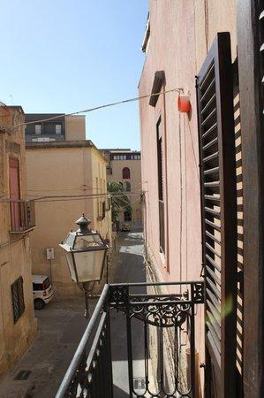 B&B Anita & Garibaldi: balcone