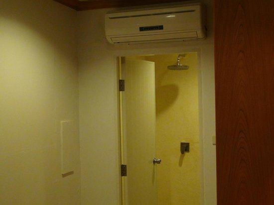 Casa Jip Guesthouse : Aircon