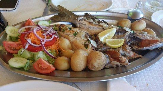 Restaurante la cofradia: Muy bueno!!