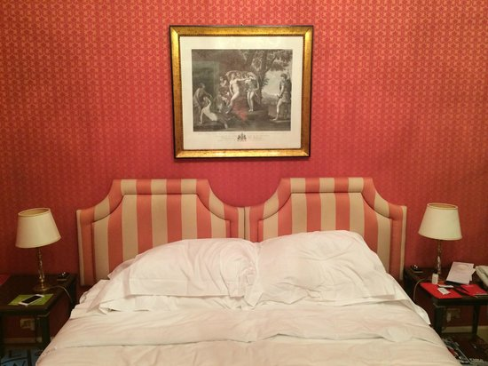 Helvetia & Bristol Hotel: Camera