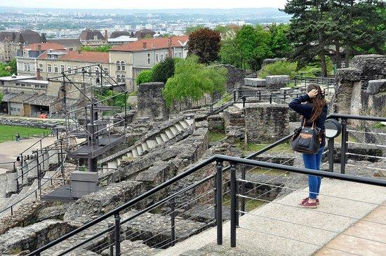 Theatres Romains de Fourviere: Théâtre Antique