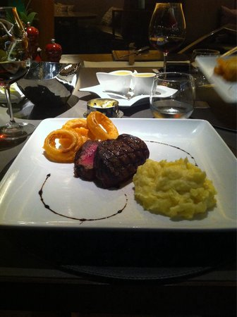 Sam's Steaks and Grill: Cottura perfetta