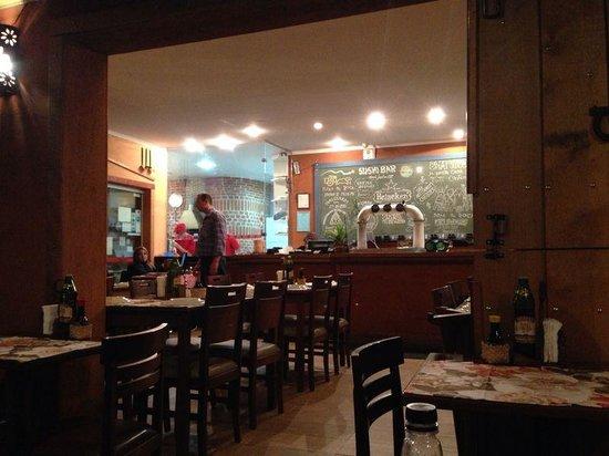 Pizza na Roca: Foto ambiente da Pizzaria