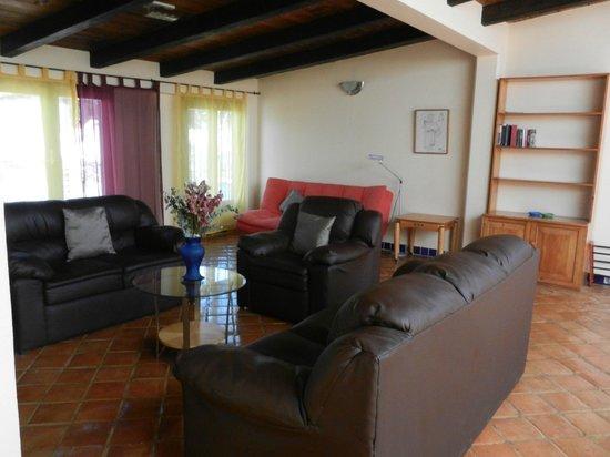 Kukurutz Residencia : sala