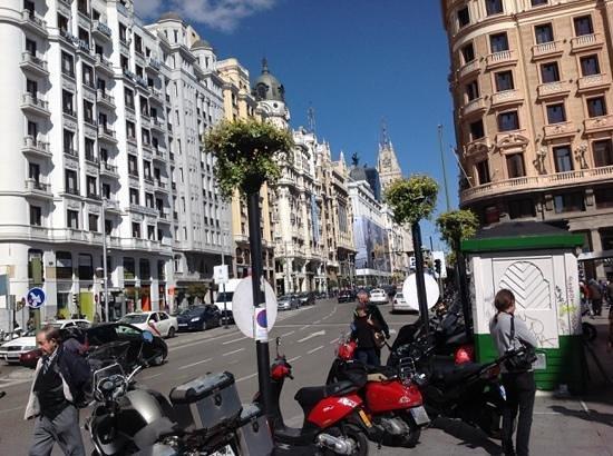 TRYP Madrid Plaza Espana : Madrid, Gran Via