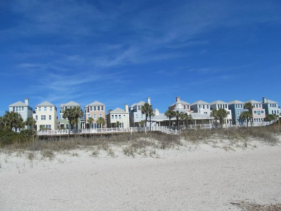 Wild Dunes Resort: Along the beachfront