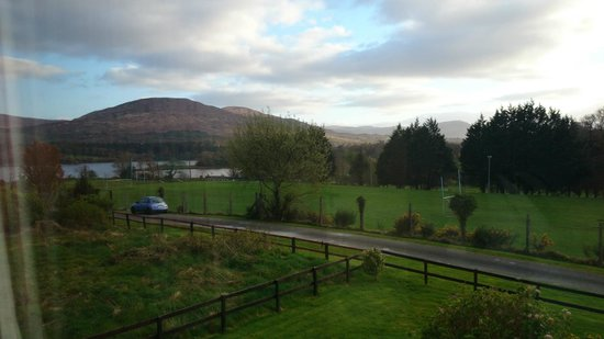 Ashfield Bed & Breakfast : View from Room - South