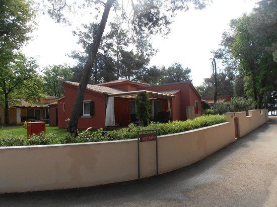 Melia Istrian Villas : panoramica Villa Sofjia