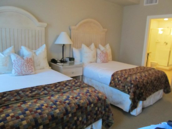 Wild Dunes Resort: Second bedroom