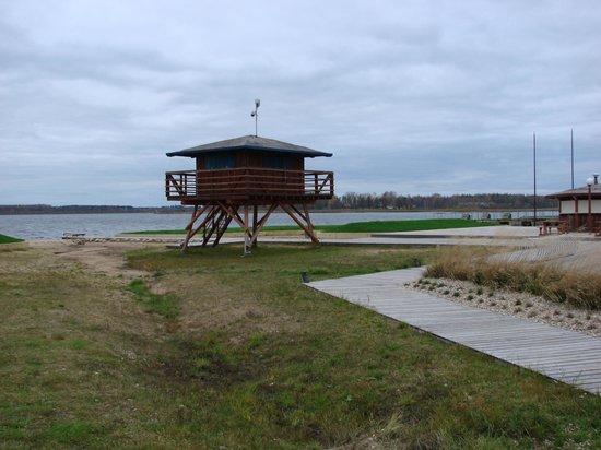 Voru, เอสโตเนีย: Озеро Тамула