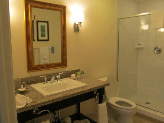 Wild Dunes Resort: Second bathroom