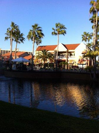 Legacy Vacation Resorts: The main pool at Legacy Orlando FL